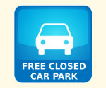 Free Closed Car Park