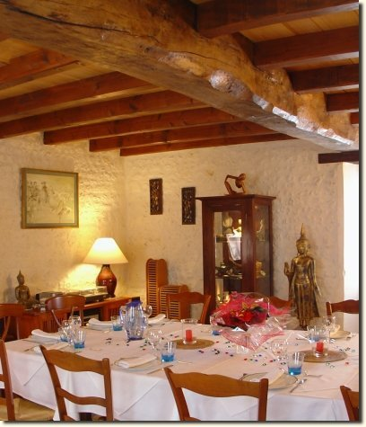 French cuisine, gastronomy, South West of France specialities for dinner in a luxury guest house